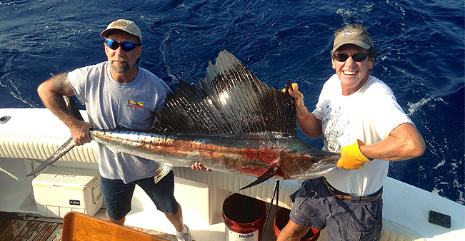 deep sea charter fishing Key West FL