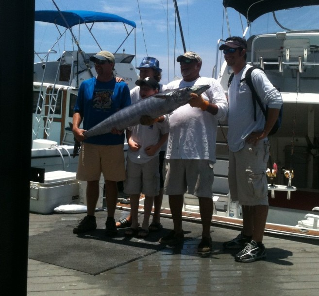 Key west deep sea fishing charters high stakes charters for Fish monster key west